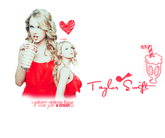 Red Taylor Swift by Sevein18