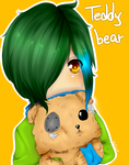 Teddy Bear by koyiabachi