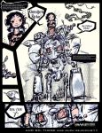 30 and Robofriend Detail Comic by EpoCALYPsE