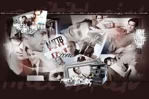 Matt Bomer Layout by reemhearts