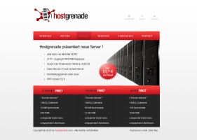 Hostgrenade by ZodiakDesigns
