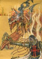 vran and ifrit by bgode