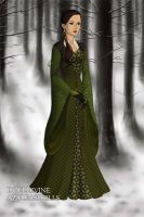 Meera of House Reed by DaenatheDefiant