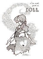 More Than a Doll by yllwjckt