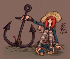 anchor by xiaojin67