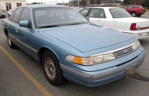 (1994) Ford Crown Victoria LX by auroraTerra