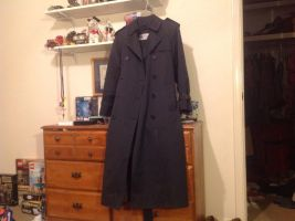 My captain jack ( doctor who ) coat by Baronvonsteamtrench