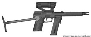 Five-Seven SMG by MacArther
