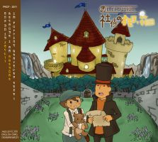 Professor Layton and the.. by OkamiRemedy