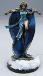 Malifaux - Rasputina, the Ice Witch by Stretch-Ink