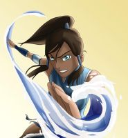 WIP: Korra - Us Against the World by Daydreamer-520