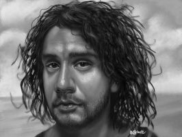 Sayid Jarrah - Naveen Andrews by BillCorbett