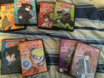 Naruto Collection (First Anime) by DeathKnightofAnime