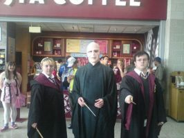 Harry Potter Cosplay by x-Snorkle-Rainbow-x