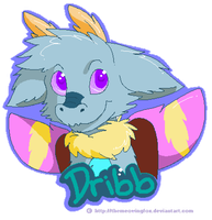 Badge Commission : Dribb by pukukurin