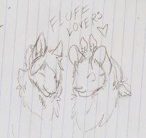 Fluff Lovers by LifeError