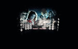 Harry Potter Wallpaper 7 by Maxoooow
