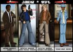 Starsky and Hutch by Corad