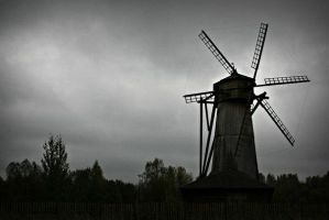 mill by RayScream