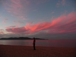 Jake and magnetic island by theonly-1