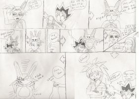 Yugioh Easter by SailorArctic