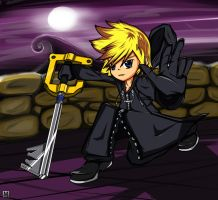 Roxas by chillzz-x