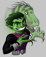 Beast Boy by LeFreaks