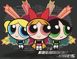 Powerpuff Girls by budyot