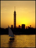 Cairo Tower by BooTuM