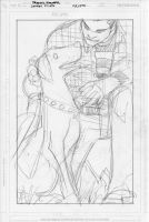 secret files: Krypto pencils by manapul