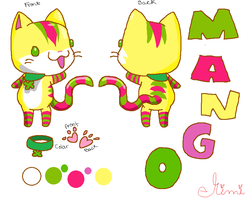 Another Mango revamp by MimiTheFox
