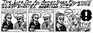 The Life Of An Artist 4 by AaronSmurfMurphy