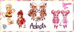 .: SQUISHIE Chibi Adopts :. [2/4OPEN] by AdoptablesLiveHere