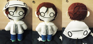 Cry plush by Arkeresia