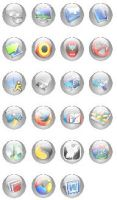 Orb Icons 2 by meanttolive2123