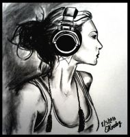 .:Headphones:. by Narien