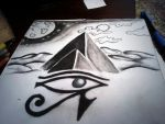eye of ra by Wallace21