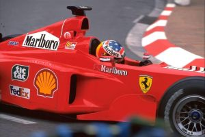 Michael Schumacher (Monaco 1999) by F1-history