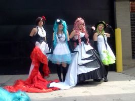 Acen 2013 Vocaloid Photoshoot-7 by dreamlife109