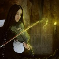 Enchanting Melody by MelanieMaterne