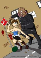 Resident evil 3 by thelimeofdoom