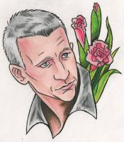 Anderson Cooper by thedanika