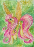 Fluttershy by Iceminth