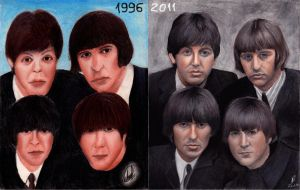 The Beatles KYOA by ArielRGH