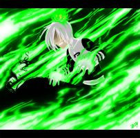 DP: Emerald Chaos by Zilleniose