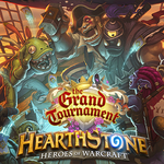 Hearthstone The Grand Tournament by HarryBana