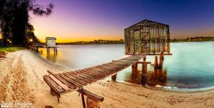 Maroochydore River by DanShapPhotographics