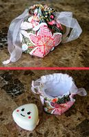 Onigiri Bento Bag by Demi-Plum