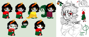 Semper Fidlis (Fantroll Reference) by sarcasticHoarder