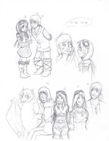 HTTYD: As they were children by yamilink